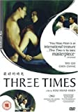 echange, troc Three Times [Import anglais]