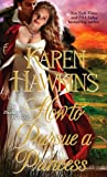 How to Pursue a Princess <br>(Duchess Diaries)	 by  Karen Hawkins in stock, buy online here