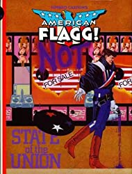 American Flagg!: State Of The Union HC (signierte Ausgabe)