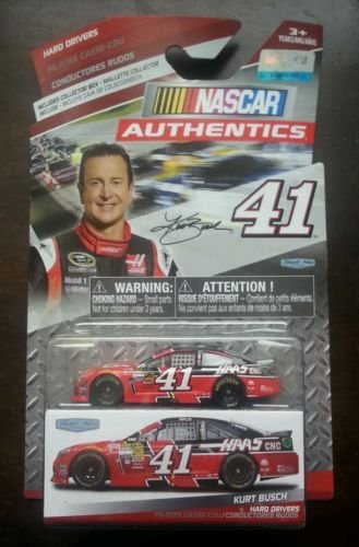 NASCAR Authentics, 2014 Hard Drivers, Kurt Busch #41 Die-Cast Car