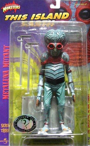 Buy Low Price Sideshow universal monsters series three this island earth metaluna mutant figure (B0036QW7TM)