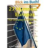 27 Hymnen Europas: für akustische Gitarre (inkl. Audio-CD)