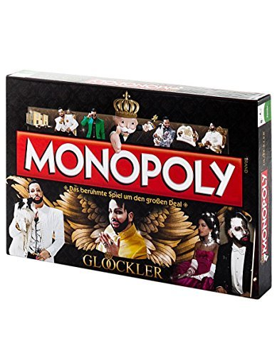Monopoly – Special Edition by Harald Glööckler