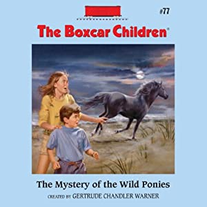 The Mystery of the Wild Ponies Audiobook