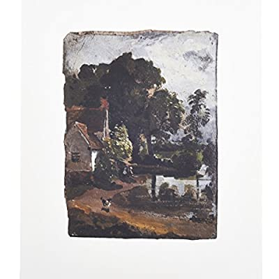 Willy Lott''s House by John Constable (Unframed Print)||EVAEX
