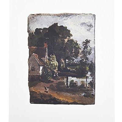 Willy Lott's House (Unframed Print)||EVAEX