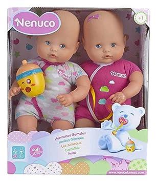 Nenuco - 700012131 - Poupons - les Jumeaux Soft
