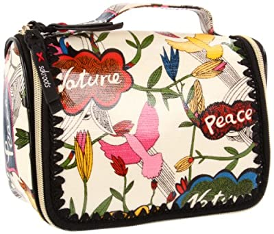 Best Cheap Deal for The SAK Artist Circle Hanging Cosmetic Bag from The SAK - Free 2 Day Shipping Available