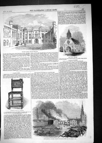 Stuhl 1845 Blackfriars Rubens