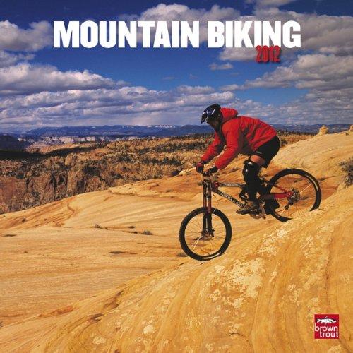 Mountain Biking 2012 Square 12X12 Wall Calendar