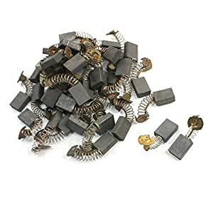 45/64x33/64x1/4Carbon Brushes for Generic Electric Motor 40pcs