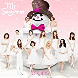 E-girls Mr.Snowman