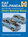 Fiat 500 & Panda: (04-12) 53 to 61 (Haynes Service and Repair Manuals)