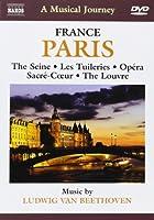 France: Paris (The Seine/ Les Tuileries/ Opera/ Sacre-Coeur/ The Louvre) [DVD] [2010]