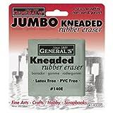 General Pencil 638795 Jumbo Kneaded Rubber Eraser (1)