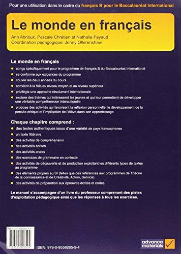 le monde en francais ann abrioux pdf