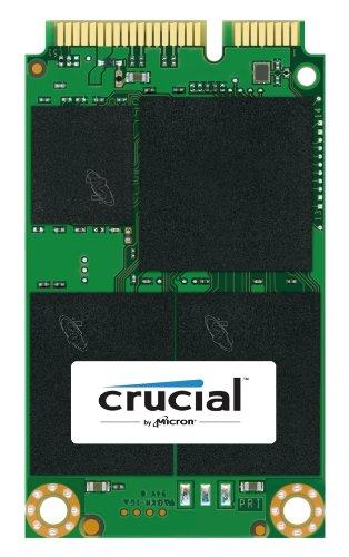 Crucial M550 256GB mSATA Internal Solid State Drive CT256M550SSD3