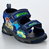 Disney/Pixar Toy Story River Light-Up Sandals, Toddler Size 5