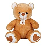 Kuddles-22-Soft-Angel-Teddy-Bear-Toy-by-Ultra-Brown