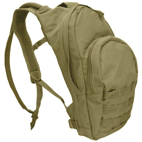 Condor 17 Hydration Pack Day Pack Color: Tan