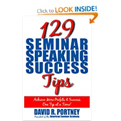 129 Seminar Speaking Success Tips