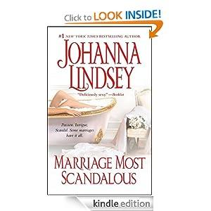 Marriage Most Scandalous - Kindle edition by Johanna