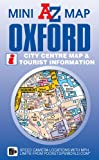 img - for Oxford Mini Map (A-Z Mini Map) book / textbook / text book
