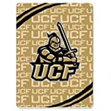 UCF Knights Blanket - University of Central Florida Plush Throw 62x90