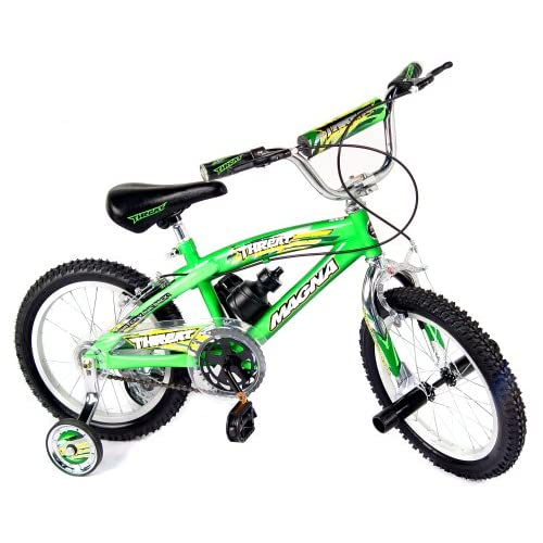 Amazon.com : Magna Threat 16-Inch Boys BMX Bike : Sports & Outdoors