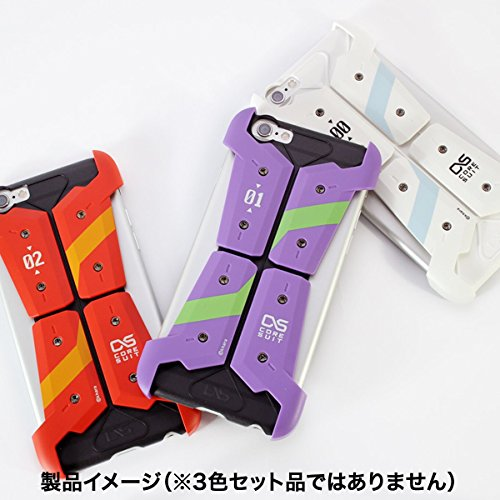 CORESUIT ARMOR x EVANGELION 00 for iPhone 6s/6 special edition【零号機】プレアデスダイレクト限定品