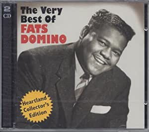 Fats Domino The Very Best Of Fats Domino Amazon Com Music