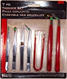 PROJECT PRO 7 PIECE TWEEZER SET 1499