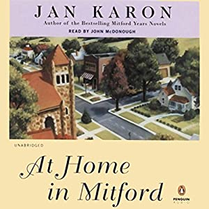 At Home in Mitford Audiobook