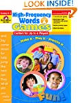 High-Frequency Words: Center Games, L...