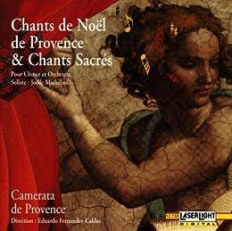 Chants De Noël De Provence Et Chants Sacrés [Import belge]