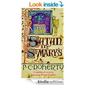 Satan in St Mary's (Hugh Corbett Mysteries Book 1)