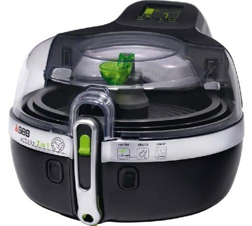 Tefal Actifry YV9601 2 in 1, Friggitrice