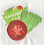 Sandwich Tag - BLTサンド用具材/LT (付箋)