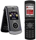 Verizon Lg Vx8560 Grey Chocolate 3 Cell Phone