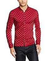 Philip Loren Camisa Hombre (Rojo)