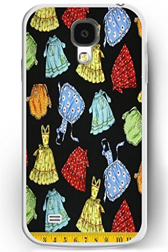 Sprawl Samsung Galaxy S4 Back Cover Hard Case Ultra Slim Fit Teenage Girl Short Skirt And One-Piece Dress For Women