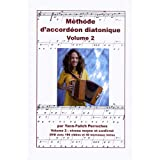 Méthode d'accordéon diatonique volume 2