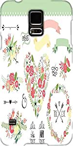 Snoogg Wedding Graphic Set Designer Protective Back Case Cover For Samsung Ga...