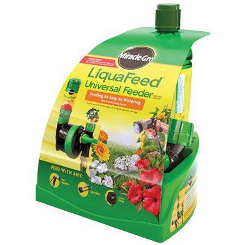 Miracle-Gro Liquafeed Universal Feeder Starter Kit 16oz (Liquid Fertilizer Dispenser compare prices)