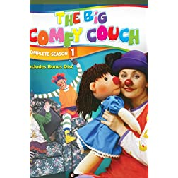 The Big Comfy Couch - The Complete First Season - 2 DVD Set with Bonus Disc (Amazon.com Exclusive)