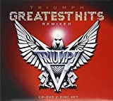 Greatest Hits Remixed (CD + DVD) by Triumph (2010-05-18)