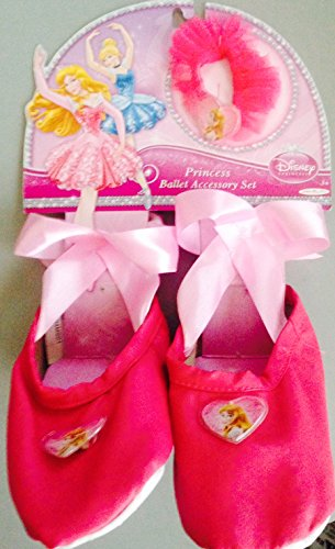 Disney Princess Ballet Accessory Kit - Sleeping Beauty Ballet Shoes