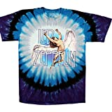Led Zeppelin T-Shirt - Swan Song - Led Zeppelin Shirt ! Batik T-Shirt