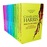 Charlaine Harris Charlaine Harris True Blood Sookie Stackhouse Series 10 Books Set (Dead in the Family, Dead until Dark, Living Dead in Dallas, Club Dead, Dead to the World, Dead as a Doornail, Definitely Dead, Altogether Dead, From Dead to Worse, Dead a