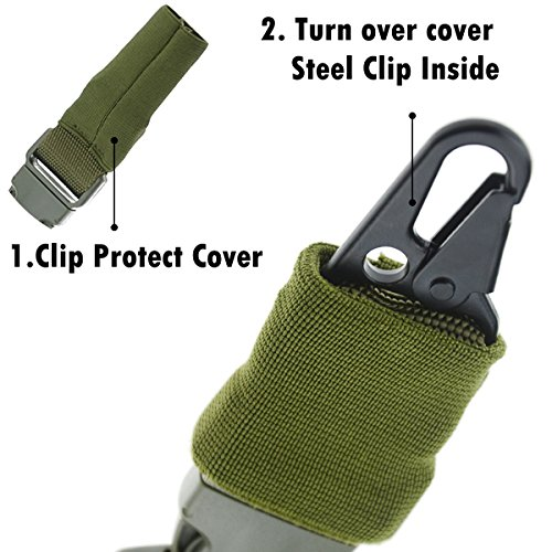 how to use a rifle sling to stabilize